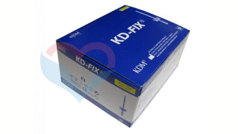 KD-Fix катетер внутривенный 24G (0