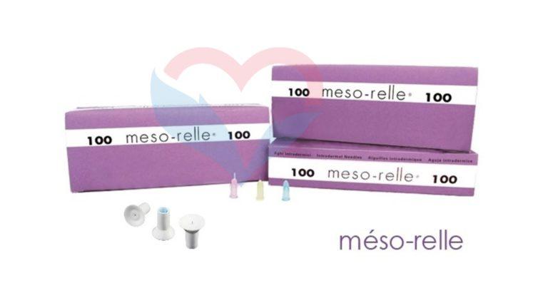 Meso-Relle Игла для мезотерапии 30G (0