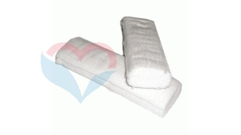 NF Бинт медицинский нестерильный 5м. х 10см. в индивидуальной упаковке (36 г/м2)