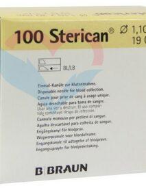 B.Braun Sterican Игла одноразовая инъекционная стерильная 19G (1.1 x 30 мм)