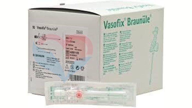 B.Braun Vasofix Certo катетер 20G (1