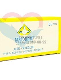 Meso-Relle Игла для мезотерапии 33G (0
