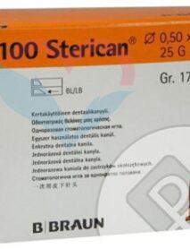 B.Braun Sterican Игла одноразовая инъекционная стерильная 25G (0