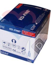 KD-Fine Игла одноразовая инъекционная стерильная 29G (0
