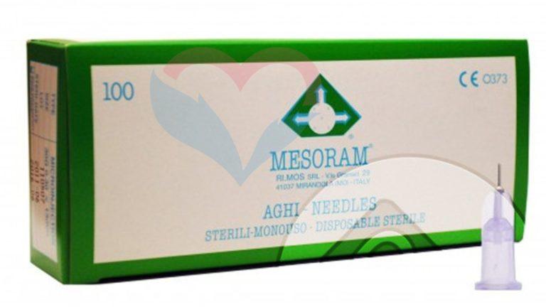 MESORAM Игла для микроинъекций 30G (0