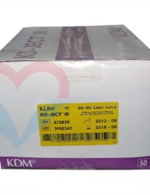 KD-Ject Шприц (3-х комп.) 30мл