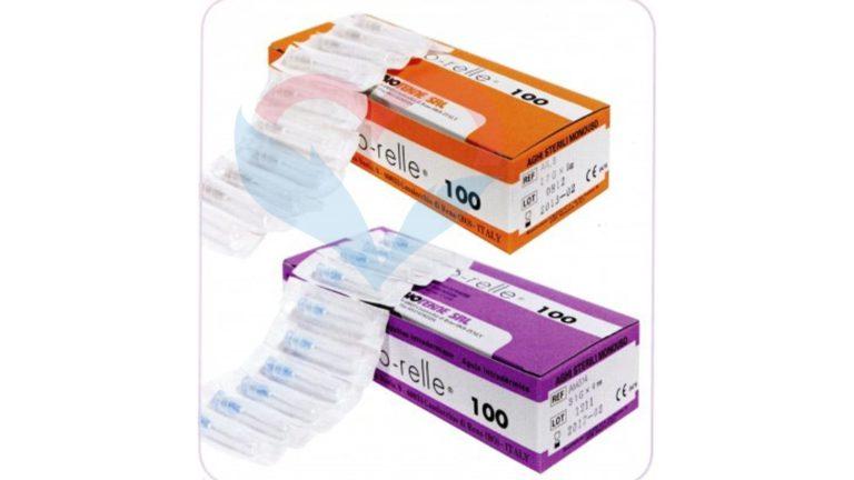 Meso-Relle Игла для мезотерапии 27G (0