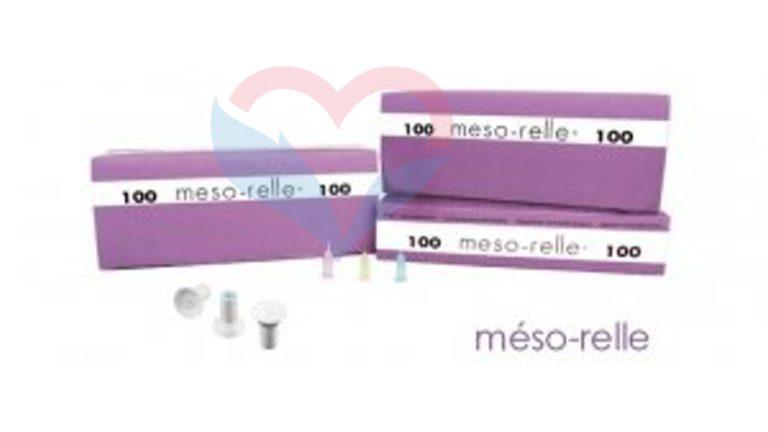 Meso-Relle Игла для мезотерапии 31G (0