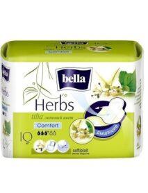 Bella Herbs tilia Comfort Прокладки женские впитывающие