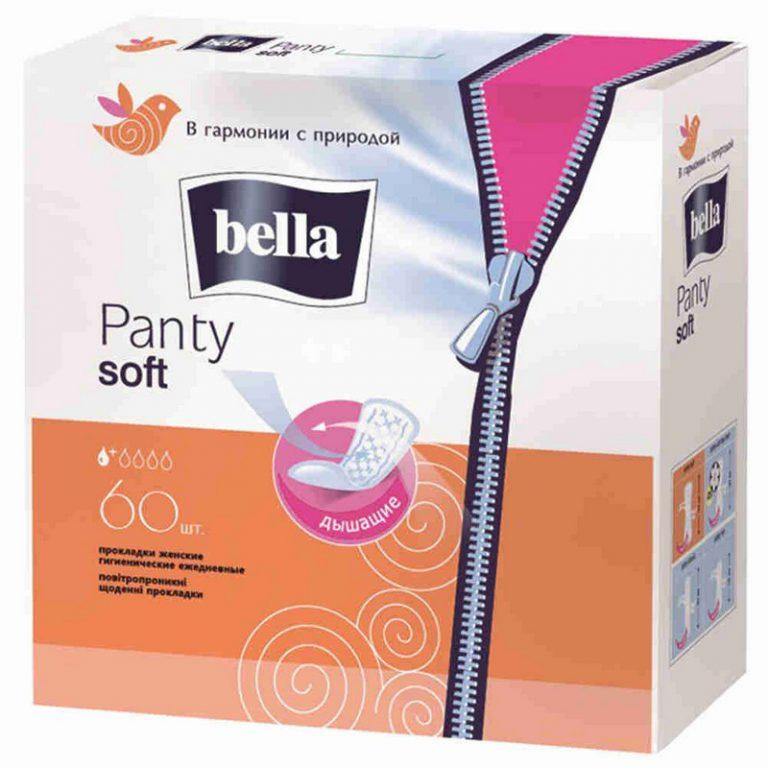 Bella Panty Soft Прокладки женские гигиенические