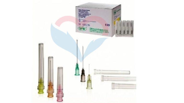 SFM Игла одноразовая инъекционная стерильная 27G (0