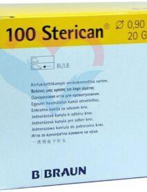 B.Braun Sterican Игла одноразовая инъекционная стерильная 20G (0