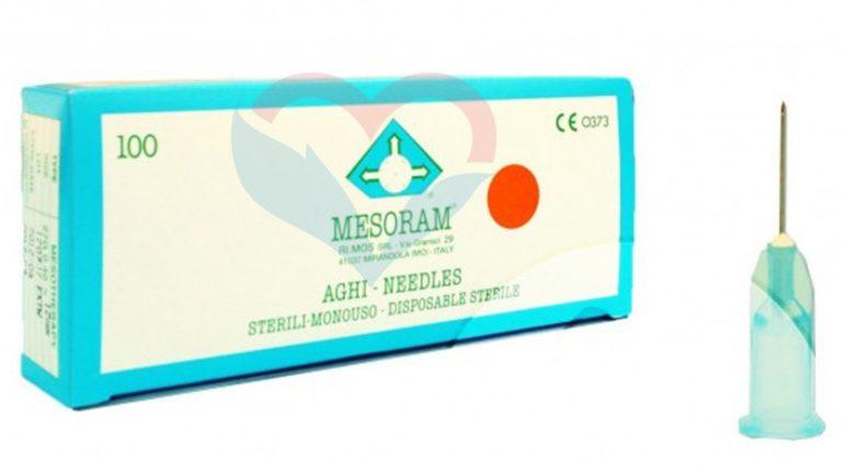 MESORAM Игла для микроинъекций 27G (0