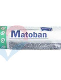 MATOPAT Бинт эластичный вязаный с застежкой Matoban 10см х 5м (1шт)