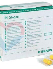 B.Braun Ин-стоппер с инъекционной мембраной (желтый)