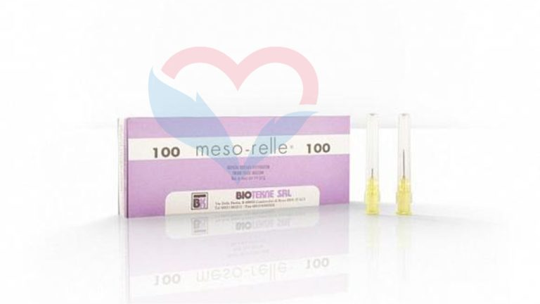 Meso-Relle Игла для мезотерапии 32G (0