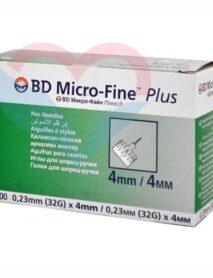 Игла BD Micro-Fine Plus для шприц-ручки 32G (0